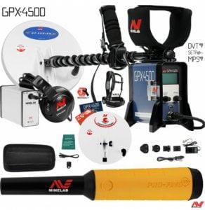 Minelab GPX4500 Accessories